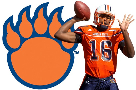 Morgan State QB Ryan Higgins