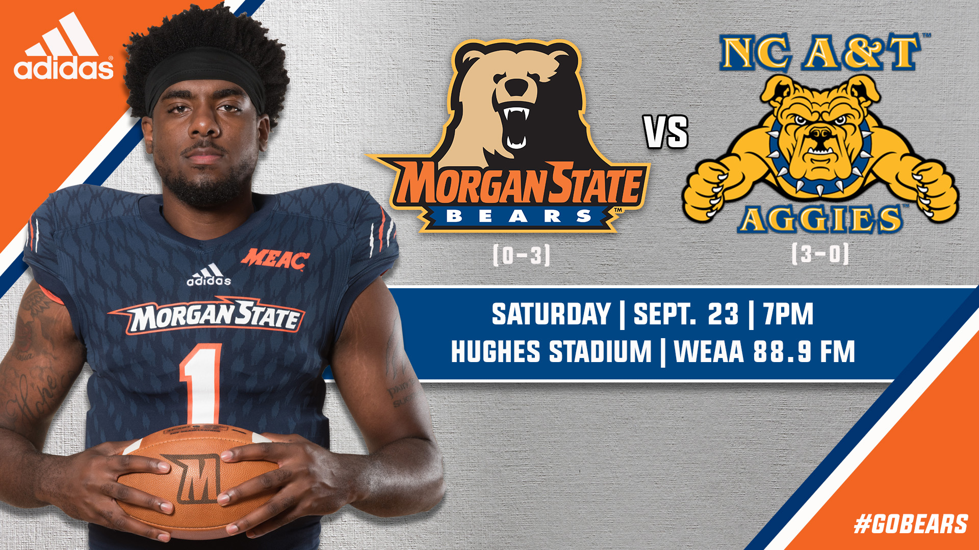 North carolina a and t state - Msu To Host Night Game Versus 15 North Carolina A T State